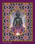 Buddah and Fractal 3