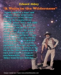 Edward Abby-A Voice in the Wilderness 2 B