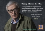 Woody Allen on NRA