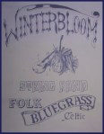 Winterbloom String Band Poster