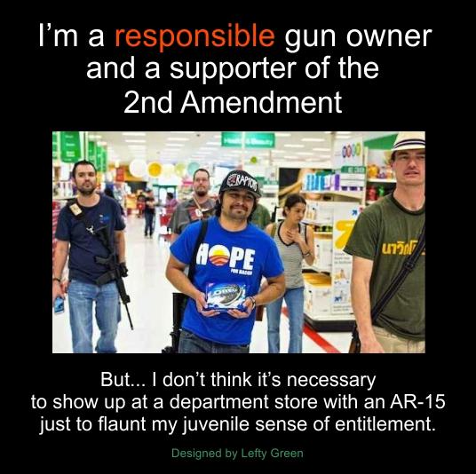 Gun Crazy America